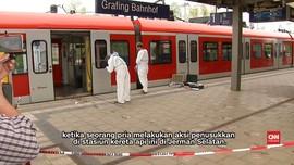 Satu Orang Tewas dalam Aksi Penikaman di Jerman