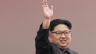 Siswa Korut Habiskan Waktu 171 Jam untuk Pelajari Kim Jong Un