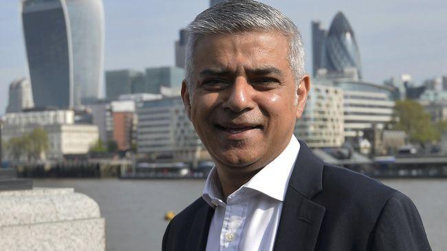 Wali Kota London Dukung Clinton Jadi Presiden AS