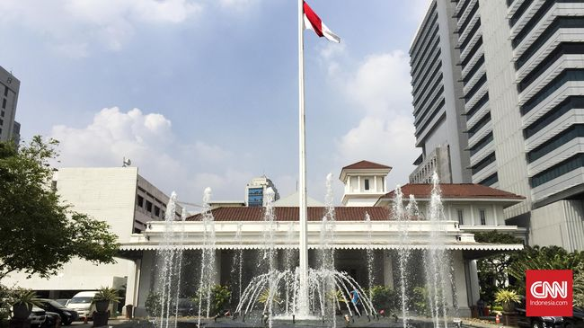 Kapok Kasus PSO Telat Dharma Jaya, DKI Atur Periode Kerja