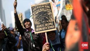 Tahun Politik, Pemerintah Dinilai Bermuka Dua Soal Lingkungan