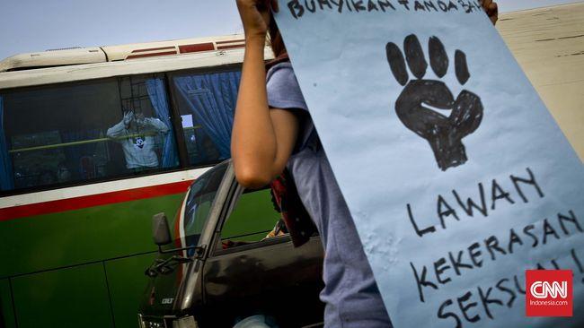 Pemerintah Disebut Sunat 100 Pasal RUU Antikekerasan Seksual