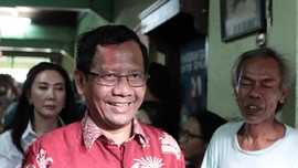 Mahfud MD Ramal Anies Baswedan Calon Kuat Pendamping Prabowo