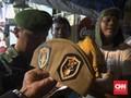 Tertibkan Atribut Palu Arit, TNI Yakin Tak Langgar Kewenangan