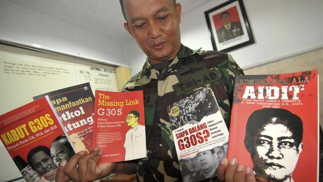 Pemerintah Larang 22 Buku Pasca Reformasi