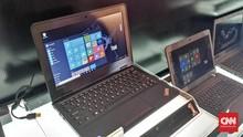 Lenovo Boyong Jajaran ThinkPad Lintas Segmen
