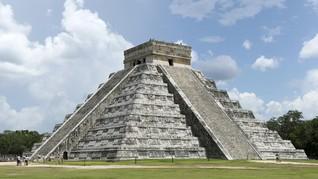 Kota Kuno Suku Maya Ditemukan di Rimba Guatemala