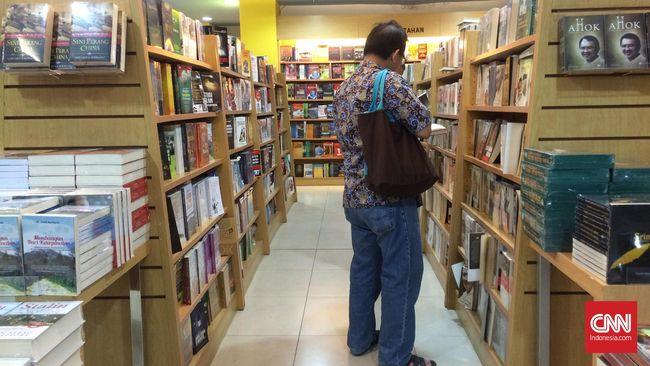 Usai Berjuang 17 Tahun, Toko Buku Aksara Cuma Fokus di Kemang