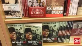 Gramedia Hentikan Penjualan Buku 'Kiri' Hingga Akhir Bulan