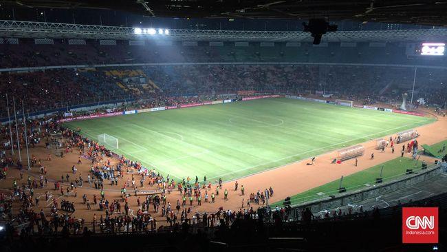 Konser GNR, Rumput SUGBK Dipastikan Aman untuk Piala AFF 2018