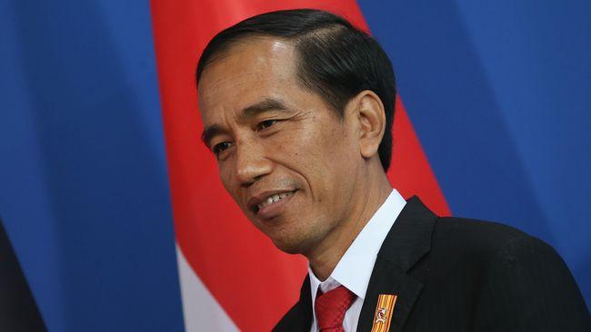Jokowi Bahas Peningkatan Ekspor Minyak Sawit Bersama Putin