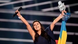 Rusia Anggap Kontes Musik Eurovision Dipolitisir