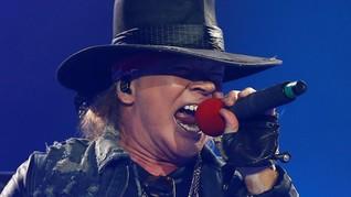 Guns N' Roses Rilis Video 'It's So Easy' Setelah 30 Tahun