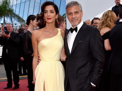 Selamat! Amal Clooney Melahirkan Bayi Kembar