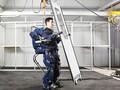 Hyundai Bikin 'Kostum Iron Man' Pengangkut Beban Berat