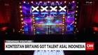 Kontestan Asal Indonesia Menggugah Juri Britains Got Talent