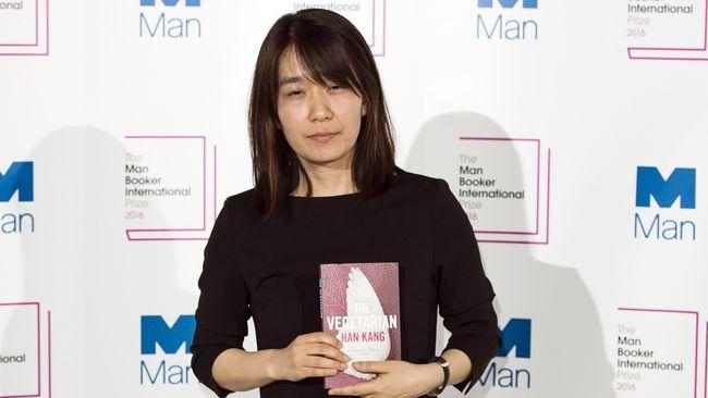 Novelis Korsel Raih Man Booker International Prize