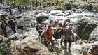 Tim SAR Evakuasi 14 Jenazah Korban Banjir Deliserdang