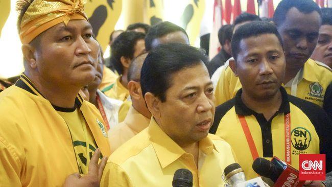 Setya Diminta Contoh Akbar dan Prabowo Jika Ingin Sukses 2019