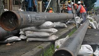 Pipa Gas Bawah Laut di Banten Bocor, Kapal Dilarang Melintas