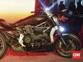 Sosok Garang Ducati XDiavel