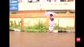 Sebagian Wilayah India Akhirnya Diguyur Hujan