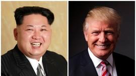 Trump Ancam Kim Jong-un, Denuklirisasi atau Seperti Gaddafi