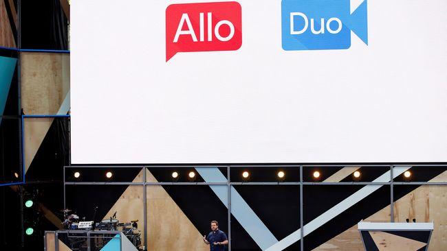 Sepekan Rilis, Google Allo Diinstal 5 Juta Perangkat Android