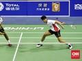 Ganda Putra Indonesia Bertemu di Final Australia Terbuka
