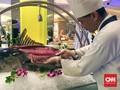 Menyantap Kesegaran Tuna Raksasa 45 Kg