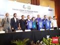 Eks Primavera, 'Timnas' Pertama Usai Sanksi FIFA Dicabut