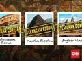 Tempat Bersejarah Dunia yang Dirusak Tangan Wisatawan