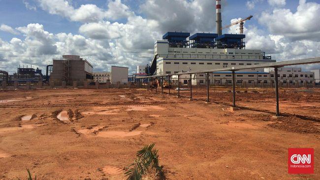 Harita Group Tuntas Bangun Smelter Tahap I di Ketapang