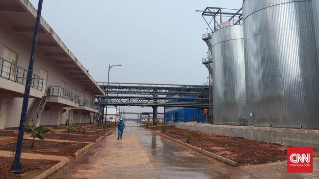 Akhir Tahun Lalu, 24 Smelter Beroperasi