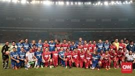Ketika Jakarta Dikunjungi Para Legenda Italia