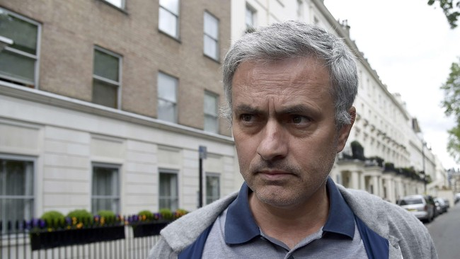 Presiden La Liga Dukung Mourinho Kembali ke Real Madrid