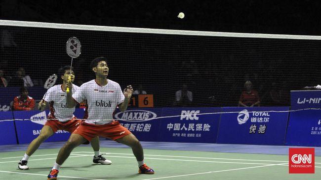 Angga/Ricky Menang, 3 Wakil Indonesia ke Final India Terbuka