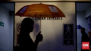 BMKG: Bandung Berpotensi Hujan Disertai Petir
