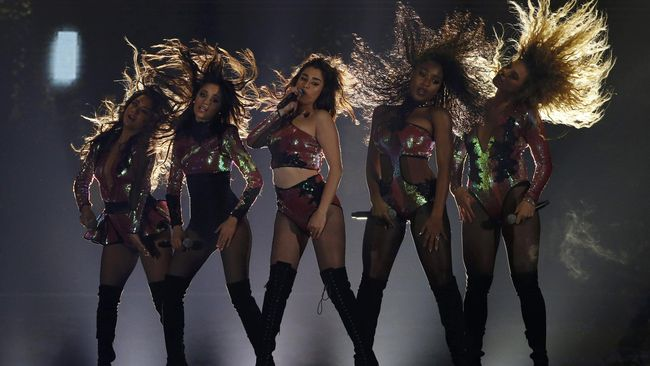 Langkah Solo Karier Personel Fifth Harmony usai Vakum