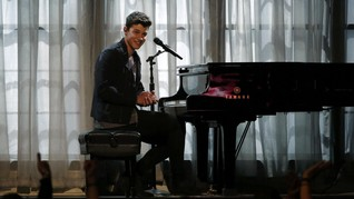 Shawn Mendes Raih Best Artist, Taylor Swift Gagal Menang EMA