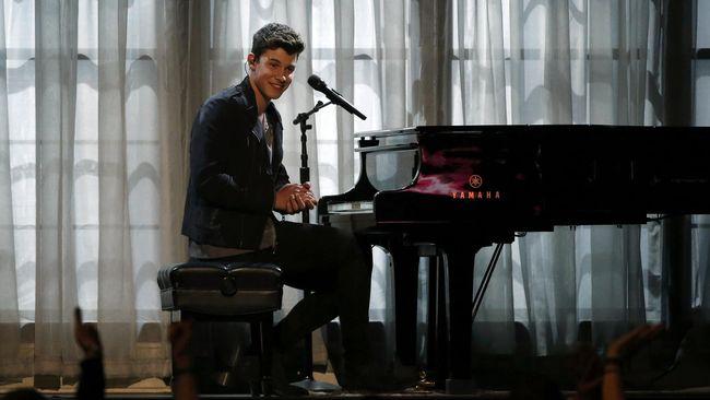 Shawn Mendes Konser di Jakarta pada Oktober Mendatang