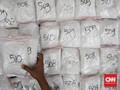 BNN Gagalkan Penyelundupan 137 Kg Sabu Asal Malaysia
