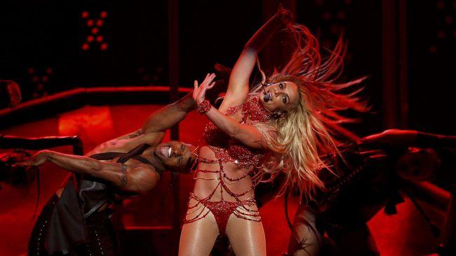 Britney Spears Disebut Mungkin Tak Bakal Manggung Lagi