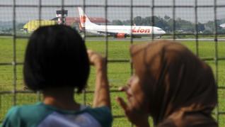 Semua Penumpang dan Kru Lion Air yang Tergelincir Selamat