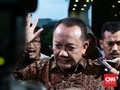 Penuhi Panggilan KPK, Nurhadi Bungkam di Hadapan Wartawan
