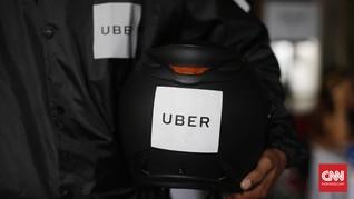 Uber Dikabarkan Jual Bisnis di Asia Tenggara ke Grab