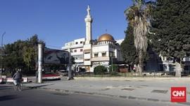 Yayasan Pemimpin Chechnya Pugar Masjid Rusak Digempur Suriah