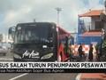 Air Asia Hentikan Sopir Bus Apronnya