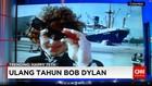 Ulang Tahun Bob Dylan Jadi Trending Topic di Media Sosial
