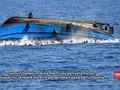 Kapal Nelayan Pengangkut Imigran Terbalik, Lima Orang Tewas